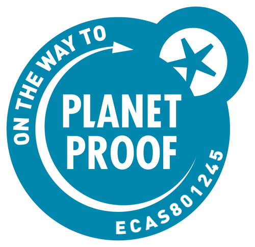 Planet proof certificaat