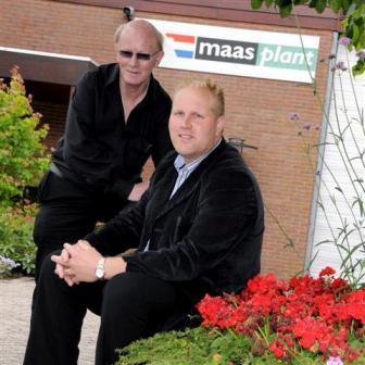 Wim Maas en Jacko Maas